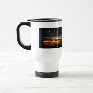 Nave del fantasma tazas de café