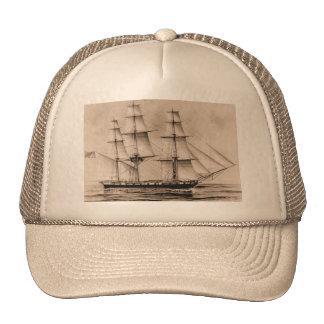 Nave Erie 1814 de los E.E.U.U. Gorro De Camionero