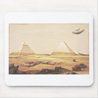 Nave espacial de Giza Alfombrilla De Ratón