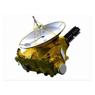 Nave espacial de New Horizons Postales