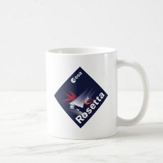 Nave espacial de Rosetta Taza
