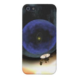 Nave espacial del viajero 2 iPhone 5 cobertura