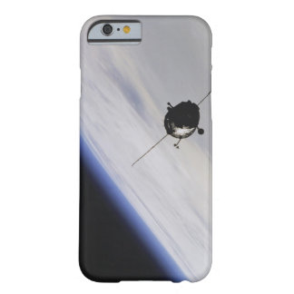 Nave espacial en espacio exterior funda de iPhone 6 barely there