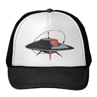 Nave espacial retra gorras