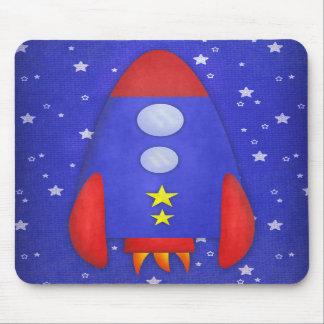 Nave Mousepad de Rocket Tapetes De Raton