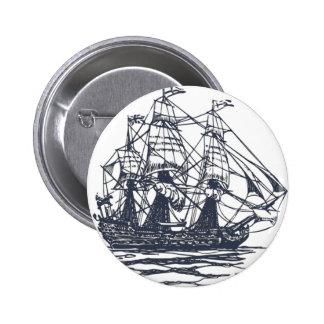 Nave náutica pin