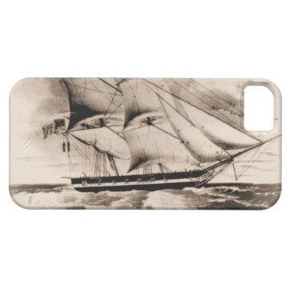 Nave Somers 1842 de los E.E.U.U. Funda Para iPhone SE/5/5s