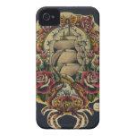 nave y cangrejos Case-Mate iPhone 4 funda