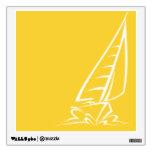Navegación ambarina amarilla