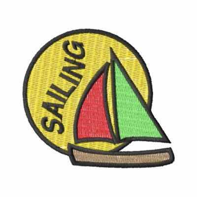 Navegación con Sun Sudadera Bordada Con Capucha