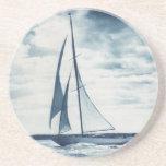 Navegación de 1 práctico de costa posavasos personalizados