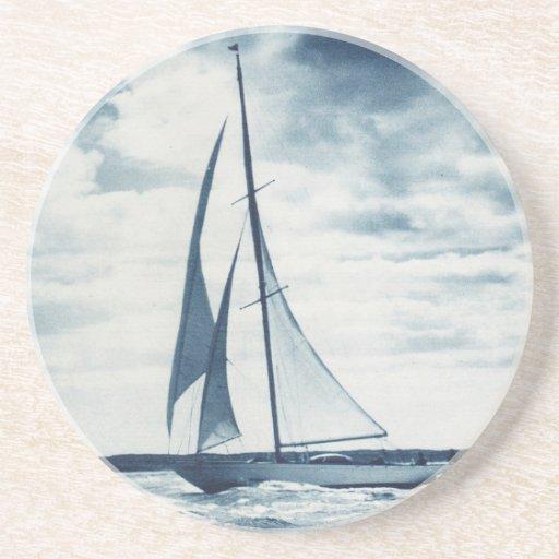 Navegación de 1 práctico de costa posavasos manualidades
