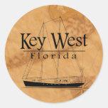 Navegación de Key West Etiqueta