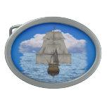 Navegación de la nave hebilla de cinturón