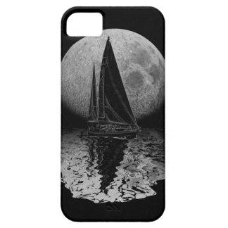 Navegación de medianoche iPhone 5 protectores