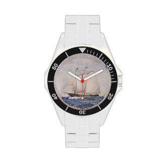 Navegación de Nantucket Reloj De Mano