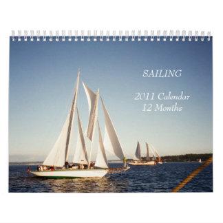 NAVEGACIÓN del calendario 2015