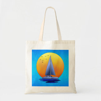 Navegación del catamarán bolsas