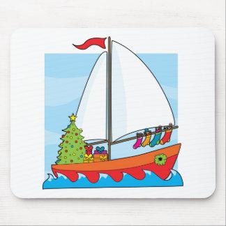 Navegación del navidad tapetes de raton