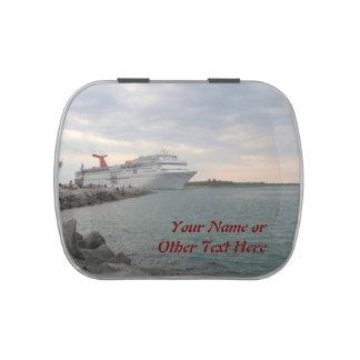 Navegación del puerto Canaveral Jarrones De Dulces