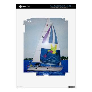 Navegación del verano pegatinas skins para iPad 3