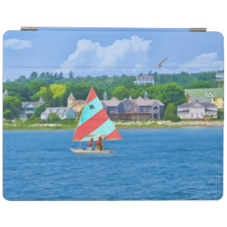 Navegación en el lago Hurón Cover De iPad