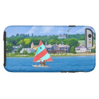 Navegación en el lago Hurón Funda Resistente iPhone 6