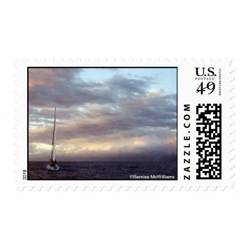 Navegación en Hawaii II Sellos