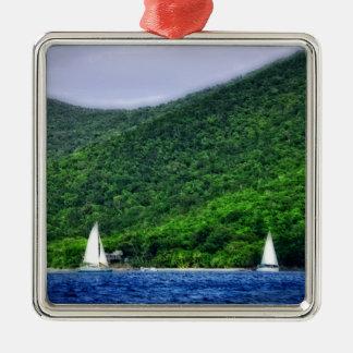 Navegación en las Islas Vírgenes de los E.E.U.U. Adorno Para Reyes