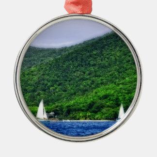 Navegación en las Islas Vírgenes de los E.E.U.U. Ornamente De Reyes