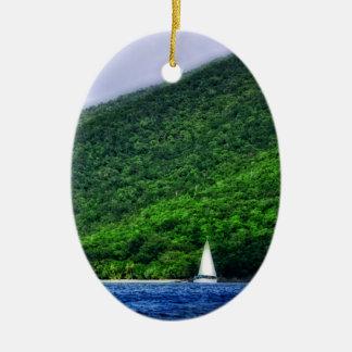 Navegación en las Islas Vírgenes de los E.E.U.U. Ornamentos De Reyes