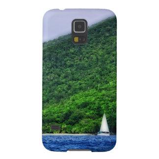 Navegación en las Islas Vírgenes de los E.E.U.U. Funda De Galaxy S5