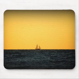 Navegación en Venecia 2 Tapetes De Ratones