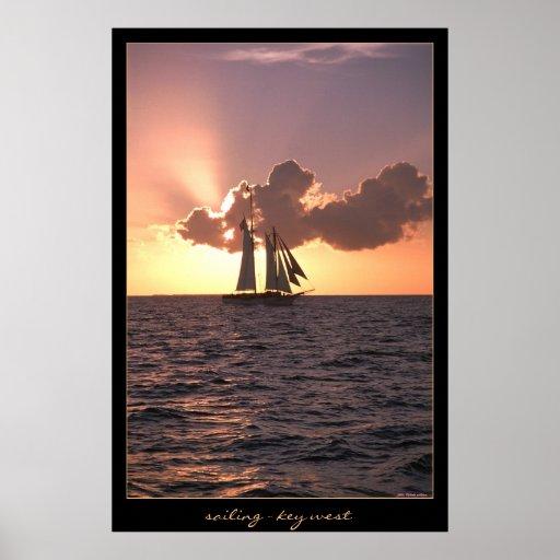 Navegación - Key West Posters