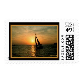 Navegación pacífica sellos