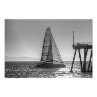 """Navegación por """"B/W Impresión Fotográfica"""