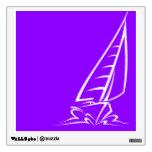 Navegación púrpura violeta