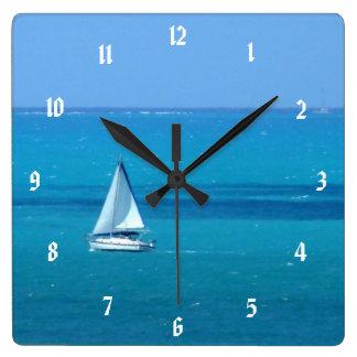 Navegación Reloj Cuadrado