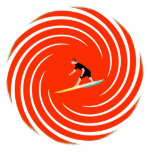 Navegar - Surfista (02) Esculturas Fotográficas