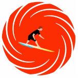 Navegar - Surfista (03) Esculturas Fotográficas