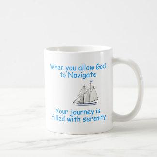 navegue taza de café