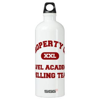 Navel Academy Spelling Team Red SIGG Traveler 1.0L Water Bottle