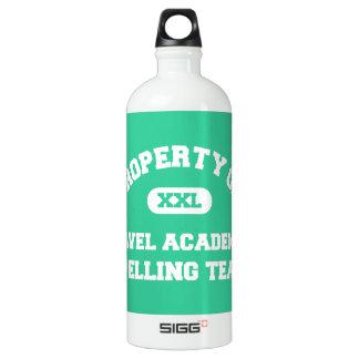 Navel Academy Spelling Team white SIGG Traveler 1.0L Water Bottle