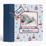 ¡Naves Ahoy! 1,5 en álbum del bebé