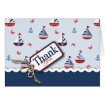 ¡Naves Ahoy! Tarjeta de TY