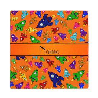 Naves anaranjadas conocidas personalizadas del