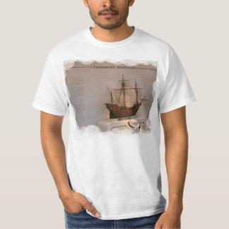 Naves de los exploradores, Fernando de Magallanes Polera