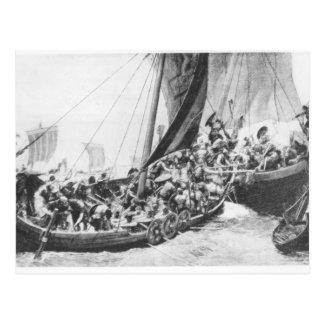 Naves de Viking Postal