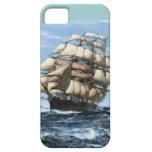 Naves del vintage de Sark del Cutty iPhone 5 Cárcasas