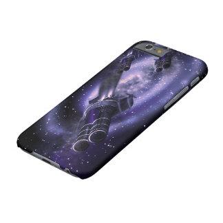 Naves espaciales de la ciencia ficción funda de iPhone 6 barely there